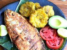 Pescado Frito Colombiano (Colombian-Style Fried Whole Fish ...