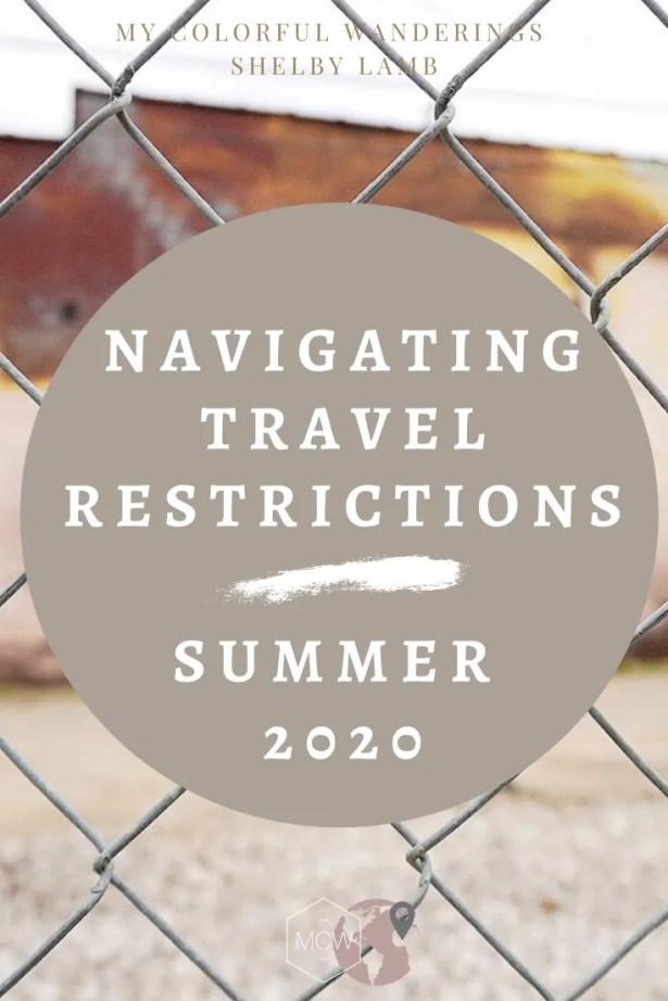 Travel Again Summer 2020