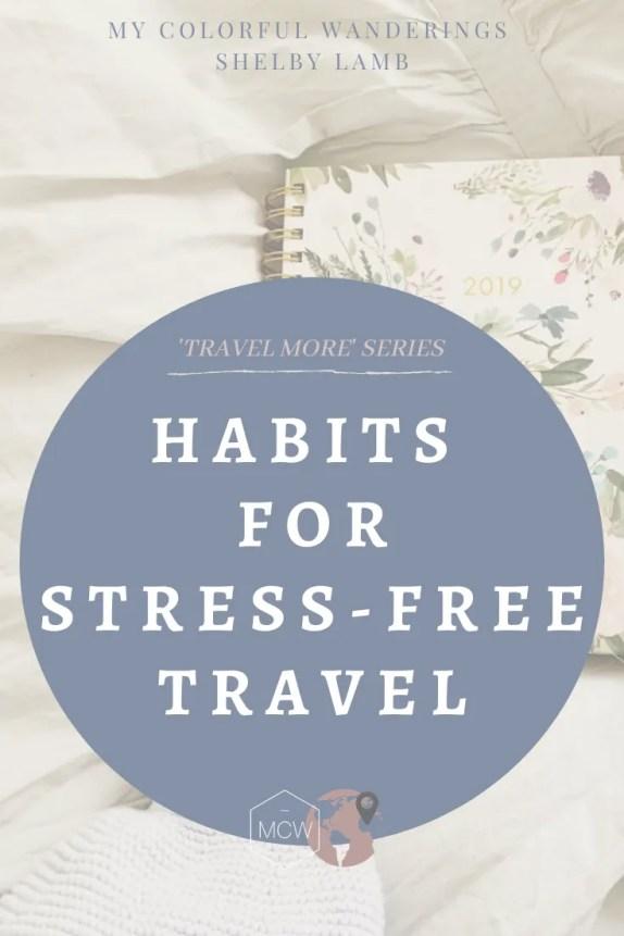 Stress Free Travel and Sleep Aids