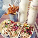 Hooked on Frankfort Fish Tacos - Best seafood in Louisville