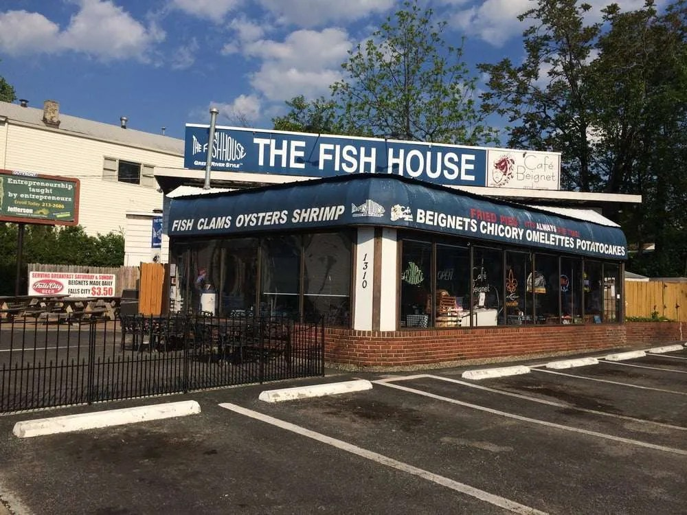 Louisvilles Best Seafood - The Fish House + Cafe Beignet