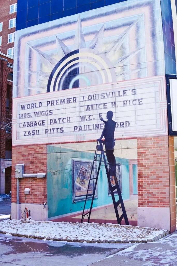 Theater Mural - Louisville Murals