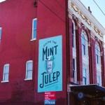 Mint Julep Mural - Louisville Murals