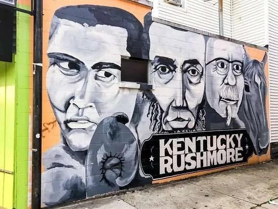 kentucky rushmore louisville kentucky murals