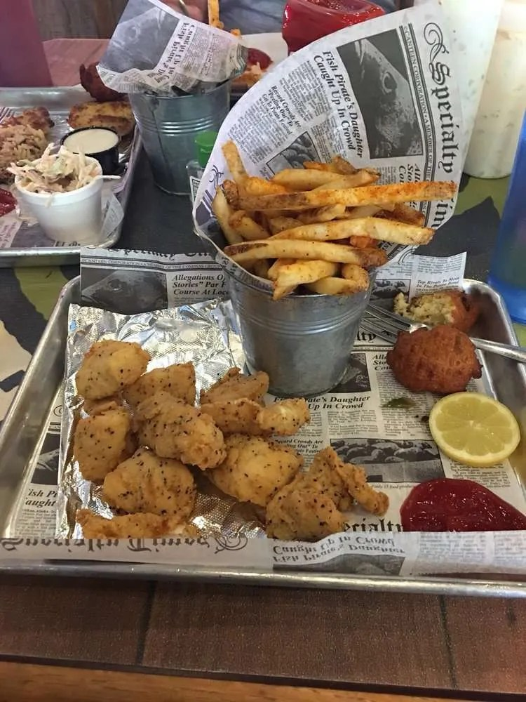 Hooked on Frankfort Fish Nuggets - Best Seafood in Louisville