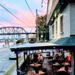 Louisville's Best Patios, Louisville Outdoor Dining During Covid, Outdoor Seating Restaurants in Louisville, Best patio Restaurants in Louisville, Harrys Tap House Patio Louisville