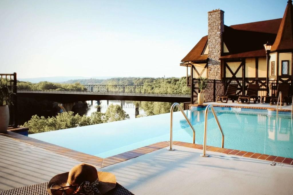 The Bavarian Inn, Shepherdstown, West Virginia, Best hotels in West Virginia, Great Southern Hotels, Pretty Southern Resorts
