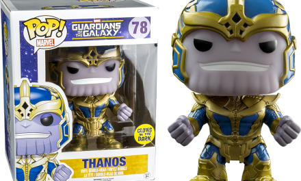 Avengers: Infinity War – Thanos Funko Pops!