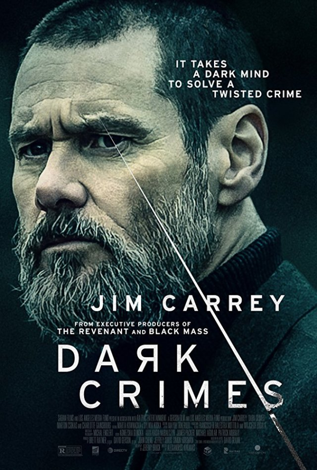 Dark Crimes Movie 2018