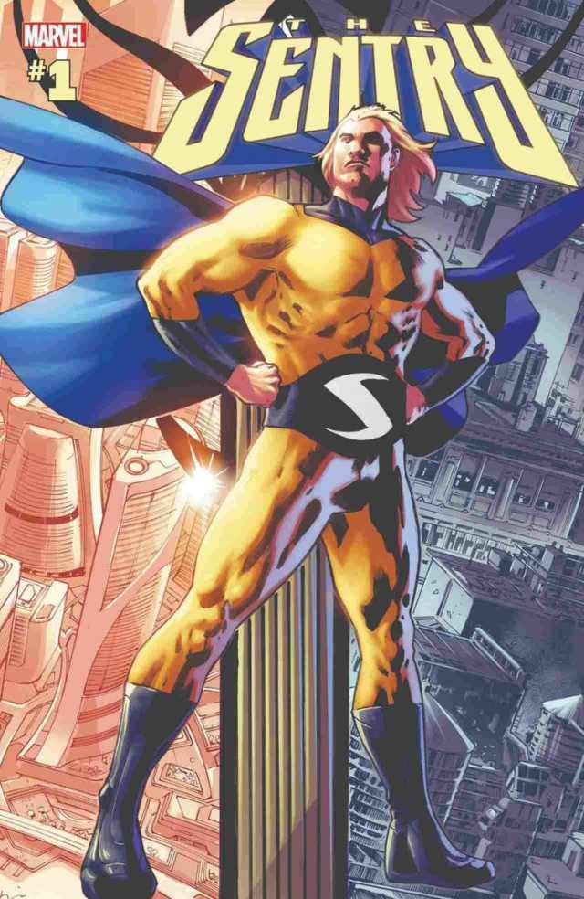 Marvel Fresh Start The Sentry