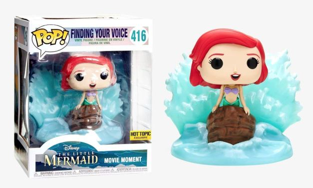 Hot Topic: Disney Treasures Under The Sea – Funko Unboxing