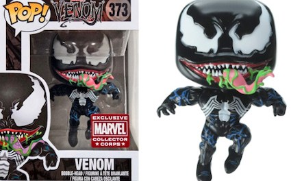 Marvel Collector Corps Venom Unboxing