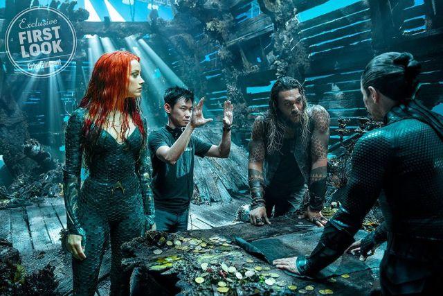 DCEU Aquaman James Wan