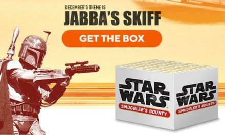 Star Wars Smuggler's Bounty – Jabba's Skiff Unboxing