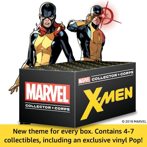 marvel collector corps x-men