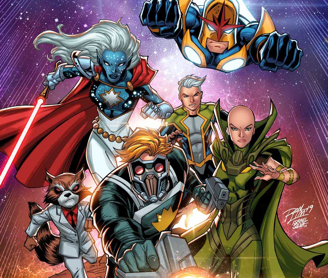 guardians of the galaxy al ewing
