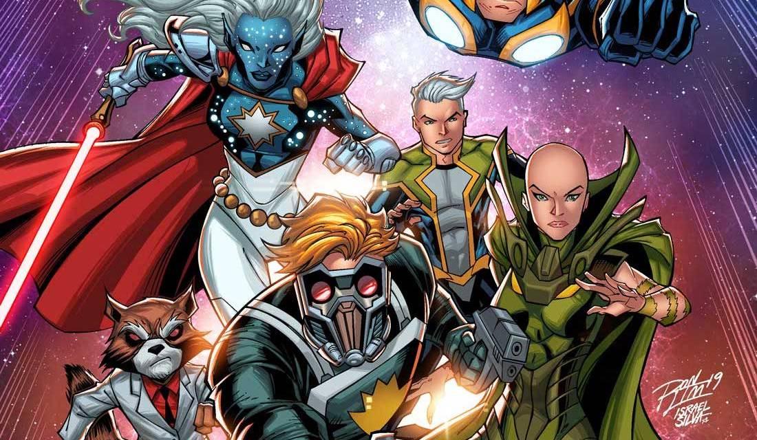 Guardians of the Galaxy #1 by Al Ewing | Talk's Comics