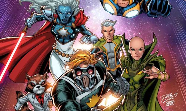 Guardians of the Galaxy #1 by Al Ewing | Talk's Comics
