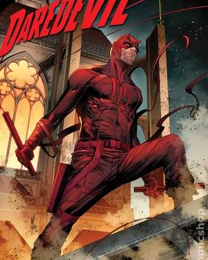 Daredevil's New Costume & Chip Zdarksy | Marvel Comics