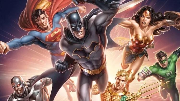 DC Universe Animated Original Movies – Full Movie List