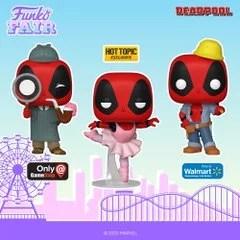 funko fair day 4 2021 marvel deadpool exclusive gamestop hot topic walmart