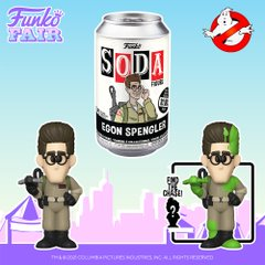 funko fair day 3 toy fair 2021 sports and games egon spengler ghost busters ectoplasm chase chance soda figure limited edition