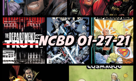 New Comic Book Recommendations | January 27, 2021
