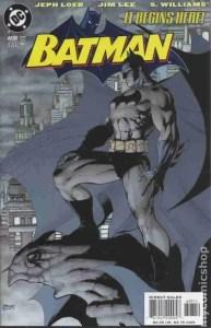 batman 608 2nd print jim lee batman hush