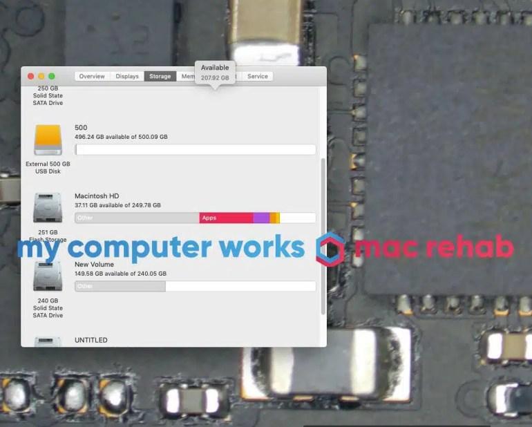hard drive  data recovery horsham