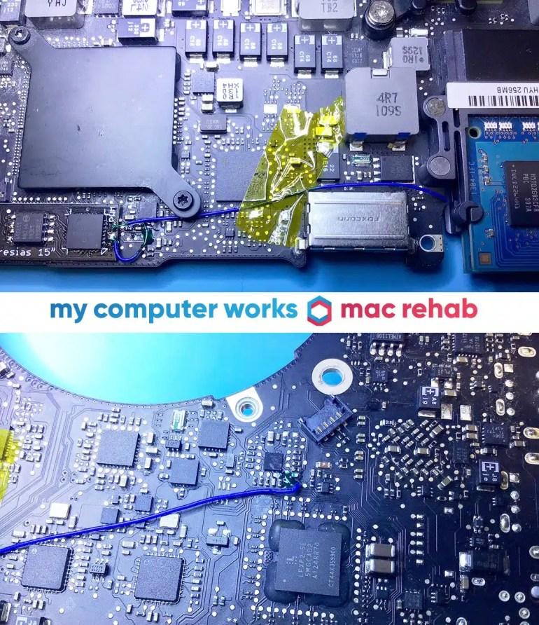 macbook graphics problem