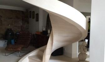 Treppe in Strassen