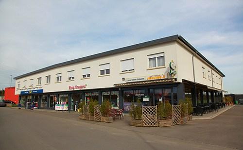 Supermarkt Hotel Foetz
