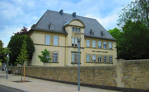 Lycee Schumann Luxemburg