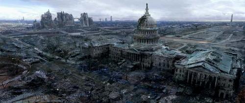 Fallout Whitehouse
