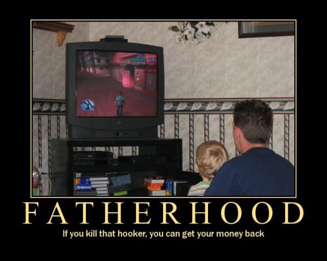 Fatherhood Motivation