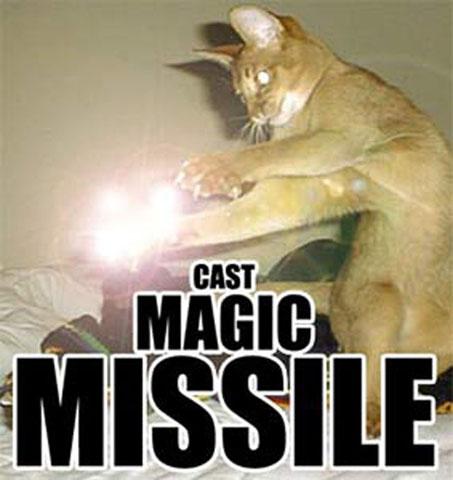 Magic Missile