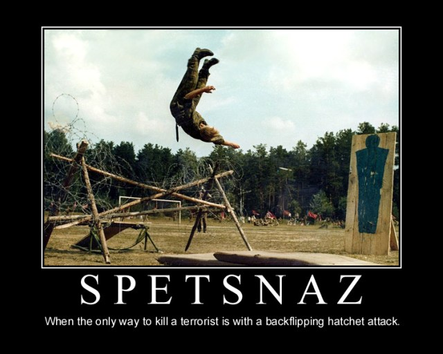 Spetsnaz Motivational