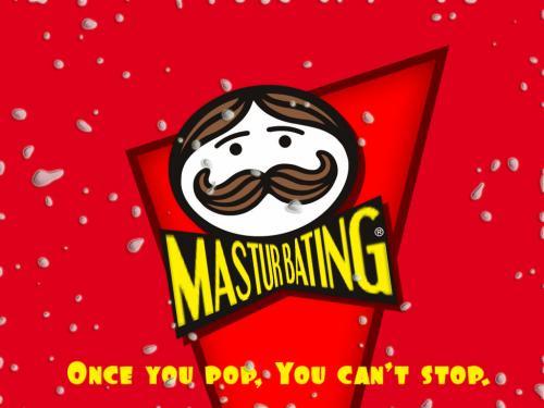 Pringles Masturbation