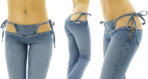 Bikini Jeans