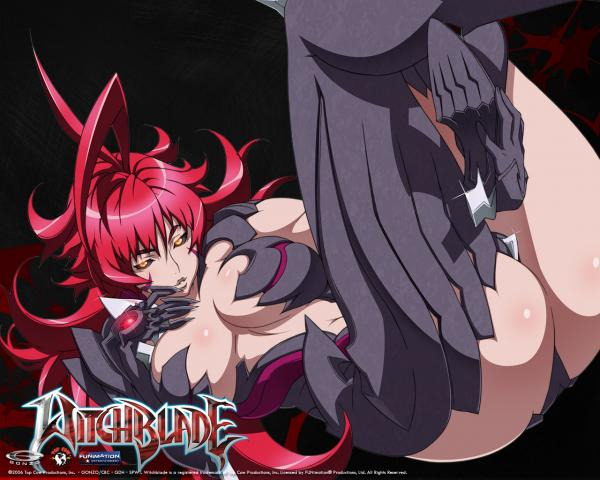 Witchblade wallpaper 4
