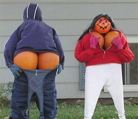 Pumpkin NSFW