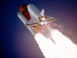 Space Shuttle Upskirt