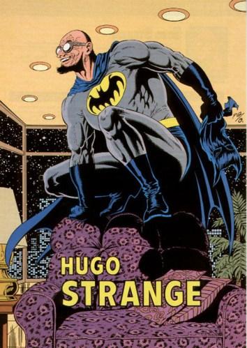 hugo strange