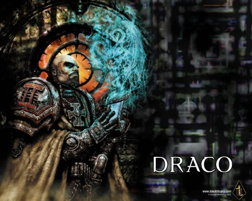 warhammer 40k - inquisitor draco