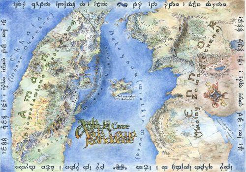 The World of Tolken