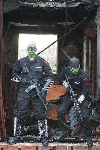 Satan's Police