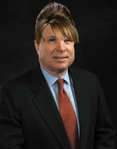 McCain's Haircut