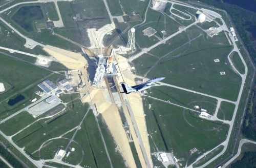 Shuttle Launch Pad