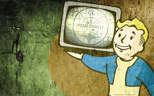 Pip Boy - Please Stand By