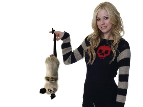 Avril Lavigne and a Poorly CGId Animal